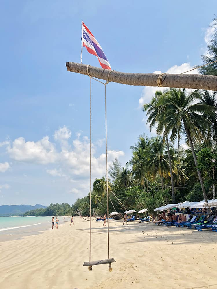 Best Beach in Khao Lak Thailand - Coconut Beach