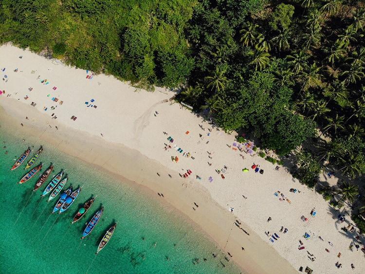 Best Beaches in Phuket - Freedom Beach