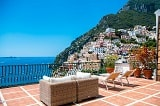 Best Hotels Positano - Alcione Residence - View - TF
