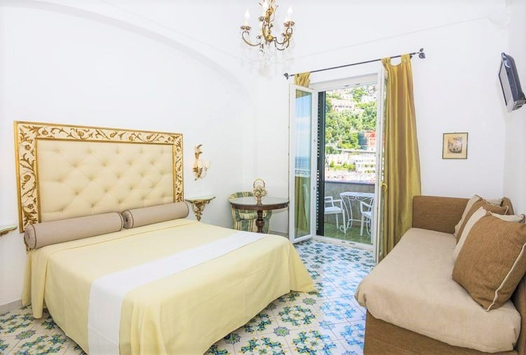 Best Hotels Positano - Hotel Reginella - Room