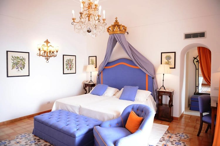 Best Hotels in Positano - Bucca Di Bacco - Room