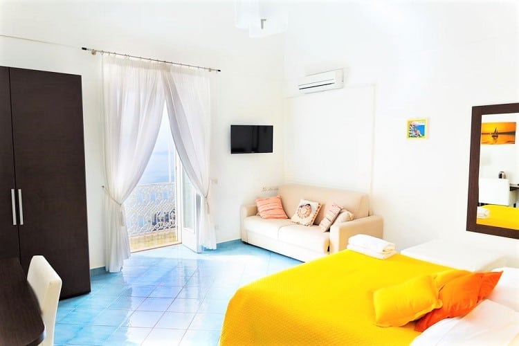 Best Hotels in Positano - Casa Nilde - Room