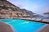Best Hotels in Positano - Covo di Saraceni - View - TF