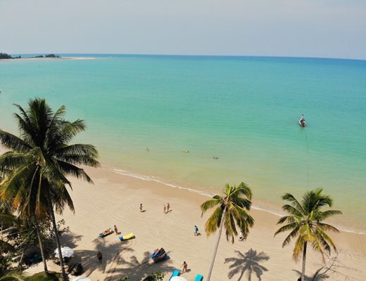 Best Khao Lak Beach - Coconut Beach
