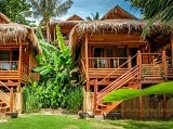Best Koh Lipe Accommodation - Ten Moons Lipe Resort - TF