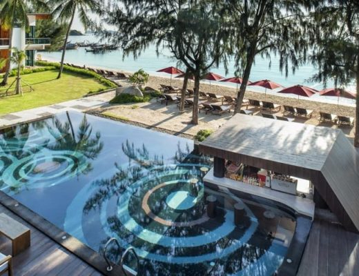 Best Koh Lipe Hotels - Idylic Concept Resort - Pool