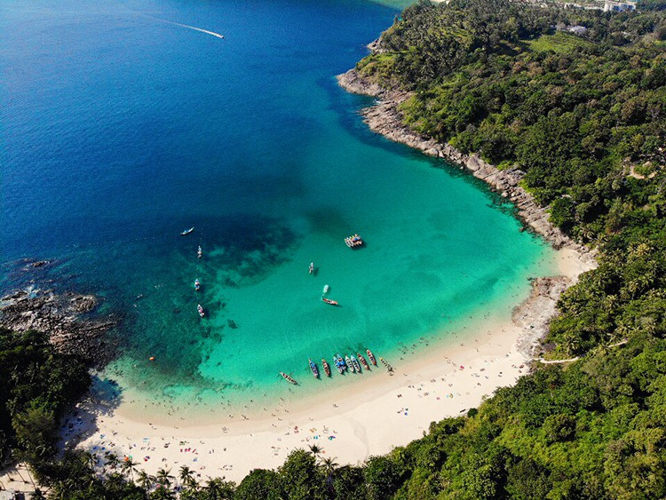 Best Phuket Beaches - Freedom Beach