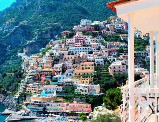 Best Positano Hotels - Hotel Maricanto - View