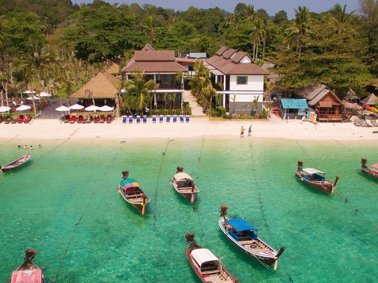Best Resort Koh Lipe - Cabana Lipe Beach Resort