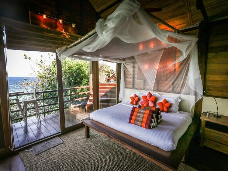 Best Resorts in Koh Lipe - Serendipity Beach Resort - Room