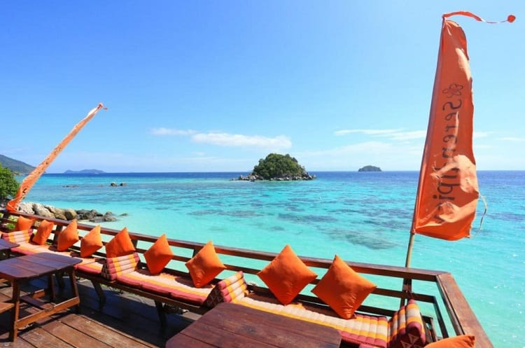 Best Resorts in Koh Lipe - Serendipity Beach Resort