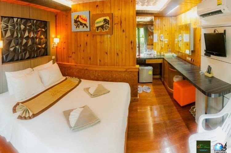 Best hotels Koh Lipe - Ricci House - Rooms