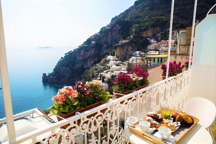 Best hotels in Positano - Casa Nilde - View