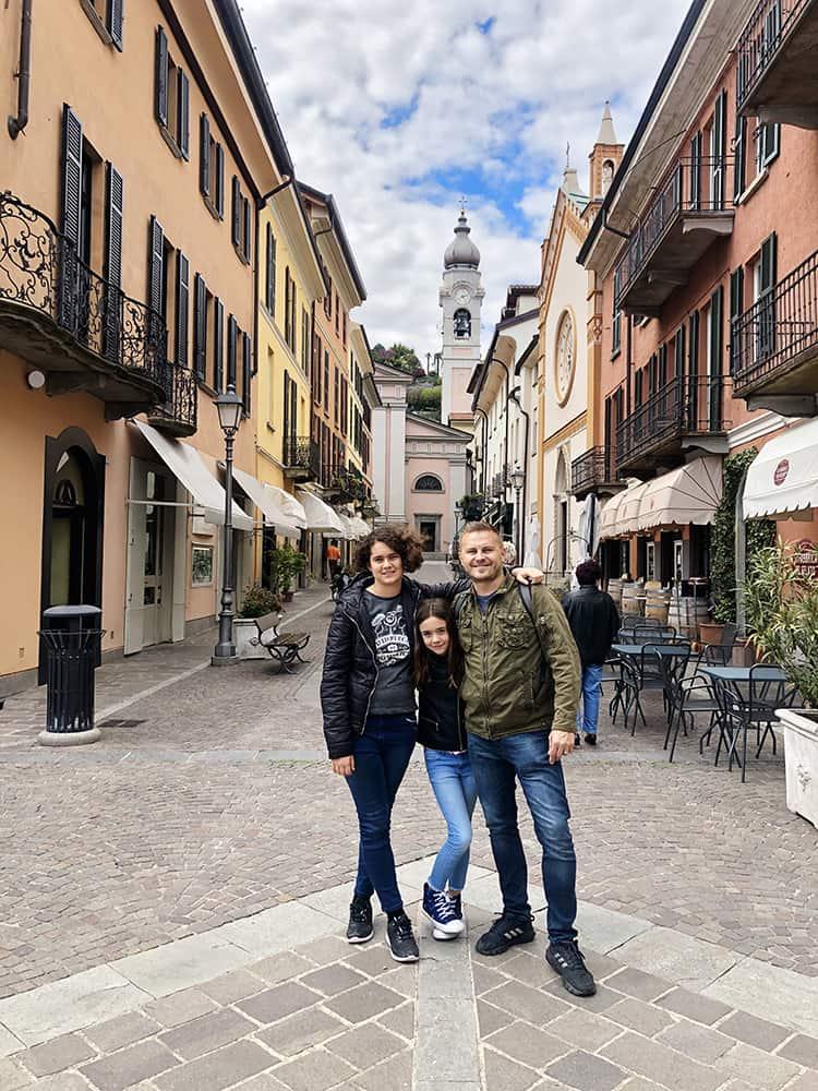 Best towns on Lake Como, Italy: Menaggio