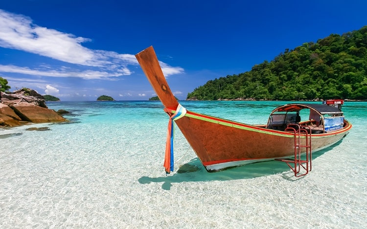 Best ways of how to get to Koh Lipe