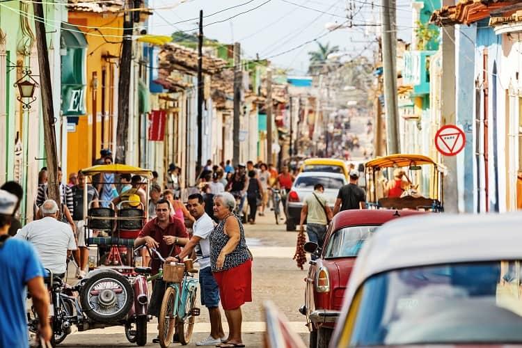 Cuba, Town of Trinidad
