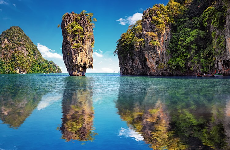 Day Trip to James Bond Island from Krabi