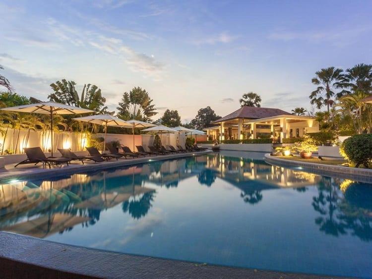 Dewa Phuket - Pool
