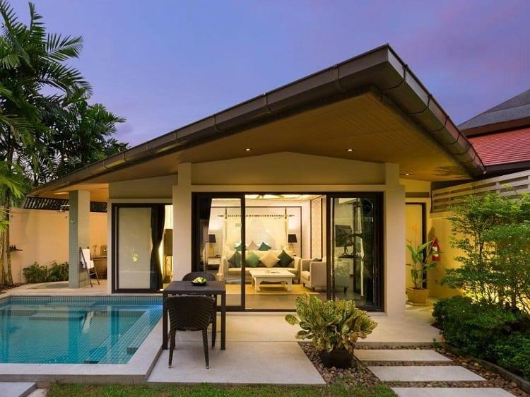 Dewa Phuket - Room