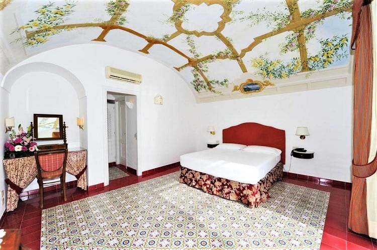 Hotel Luna Convento - Best Hotels in Amalfi Town - Room