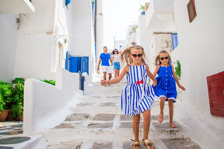 How to involve kids in planning the next family vacation