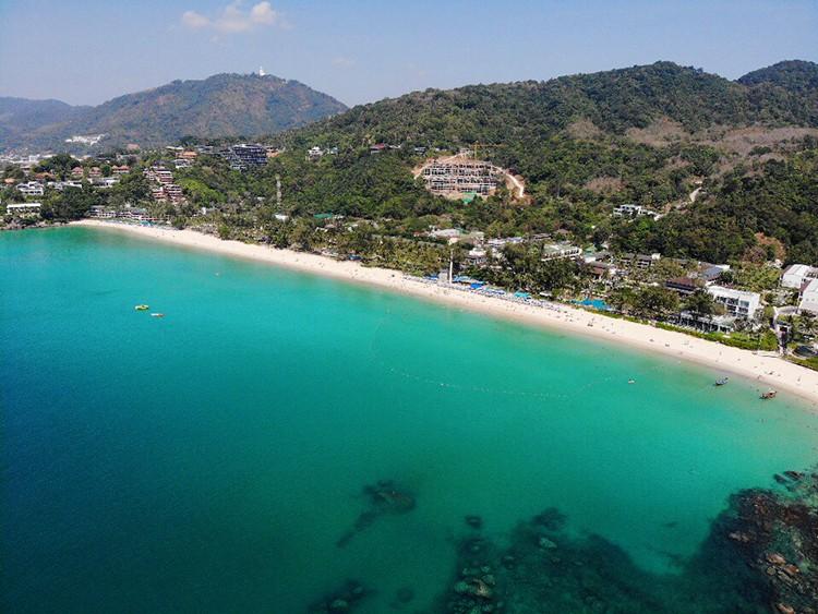 Kata Noi Beach in Phuket