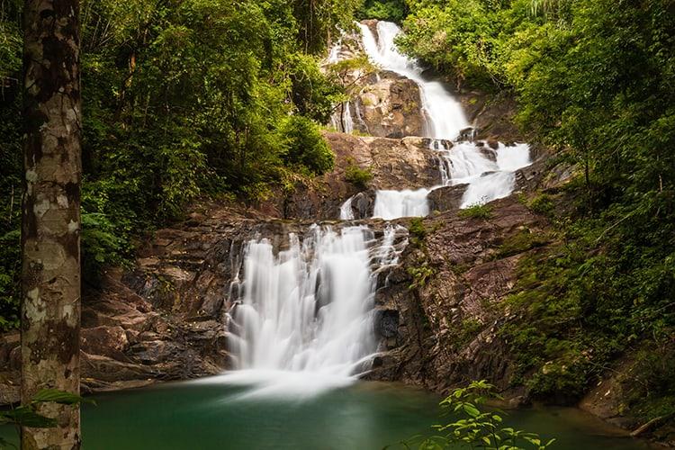 Khao Lak Waterfalls
