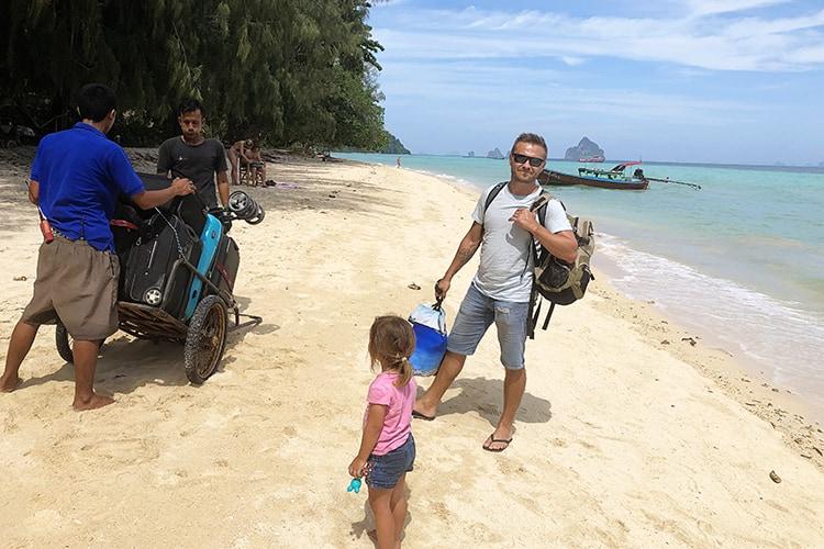 Koh Kradan Thailand Travel Guide