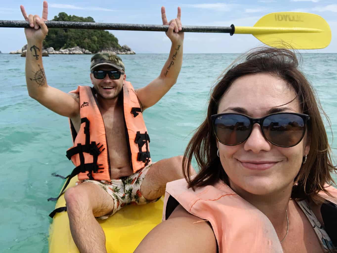 Koh Lipe Kayaking