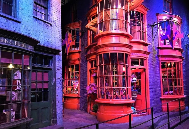 London Warner Bros. Studios Harry Potter
