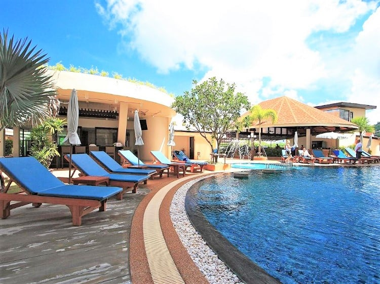 Palmyra Patong Resort - Pool