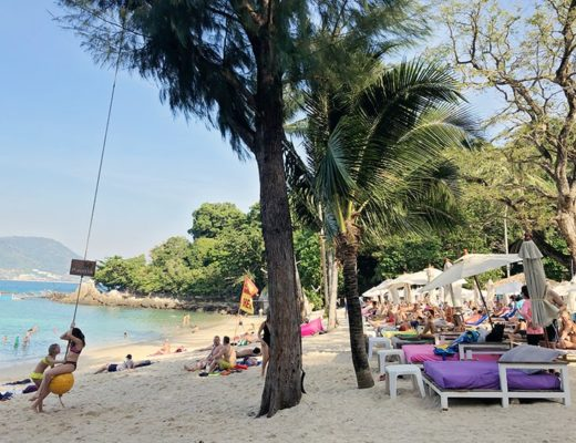 Paradise Beach - Top Phuket Beaches