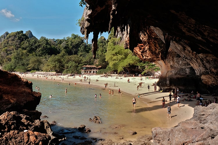Phra Nang Beach in Krabi