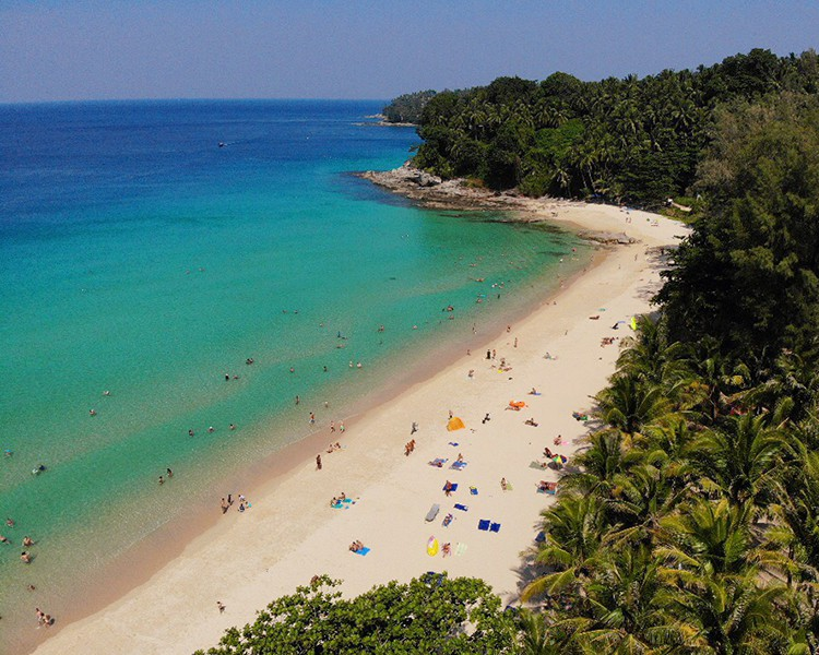 Phuket Best Beaches - Surin Beach