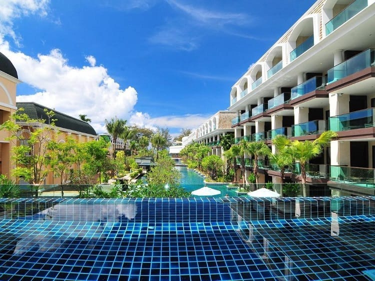 Phuket Graceland Resort & Spa - Pool