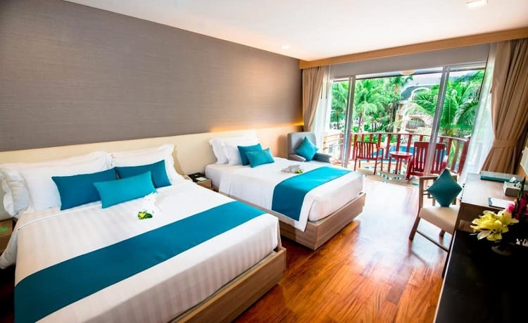 Phuket Graceland Resort & Spa - Rooms