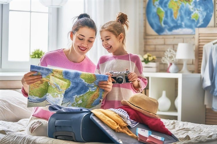 Planning a family vacation