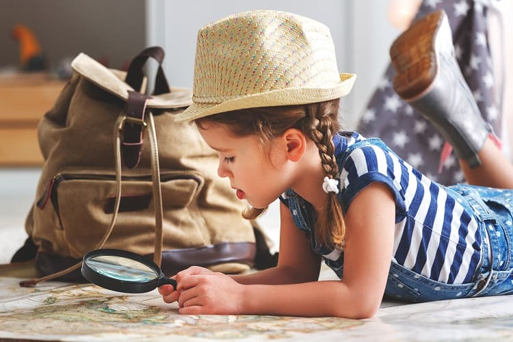 Planning for a family vacation