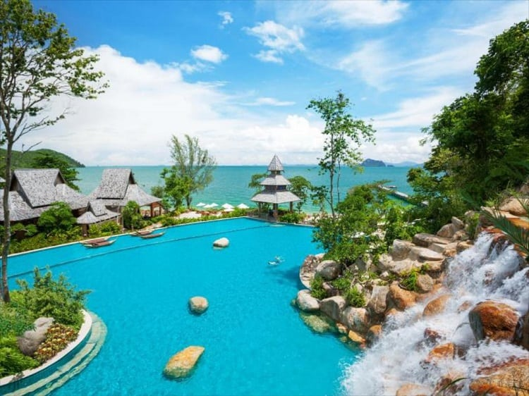 Santhiya Koh Yao Yai Resort and Spa - Pool