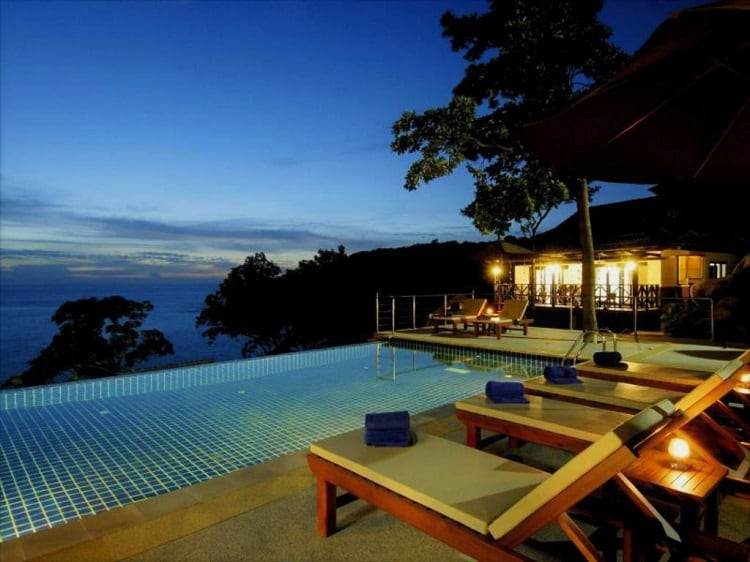 Secret Cliff Resort & Restaurant - Pool