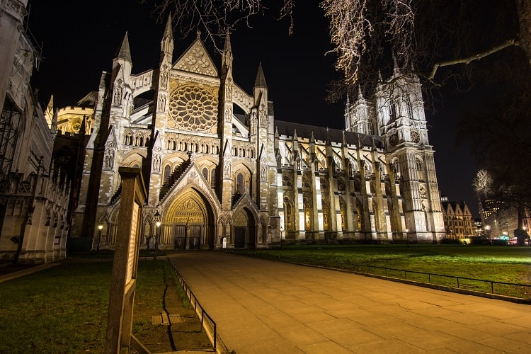 Westminster Abbey - Ghost Walk