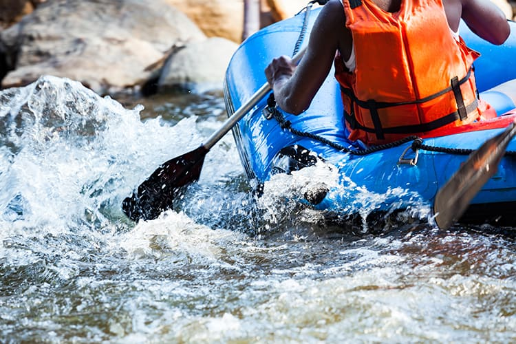 White Water Rafting as the Ultimate Khao Lak Adventure