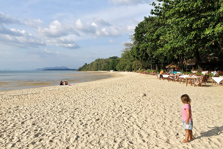 best beaches in krabi province