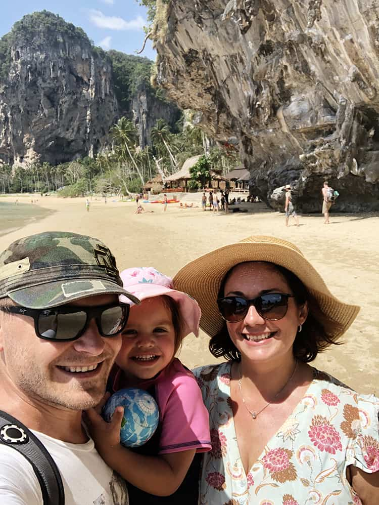 best beaches in krabi thailand