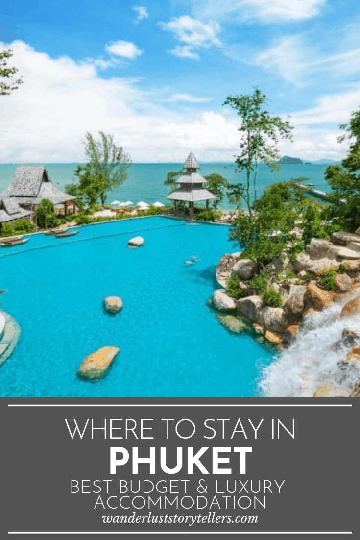 Best Phuket Resorts and Hotels