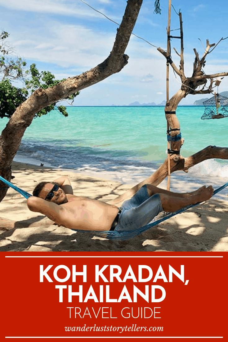 What to do on Koh Kradan Thailand
