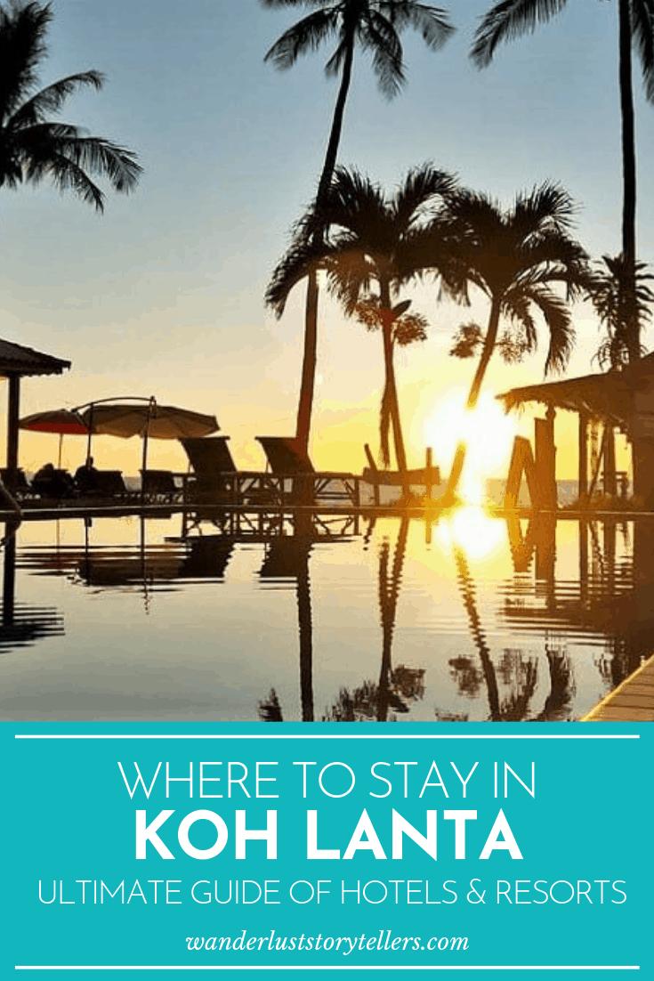 Best Koh Lanta Resorts