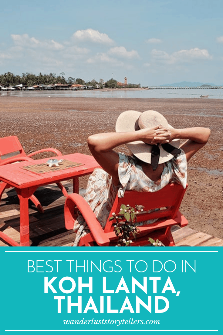 What to do in Koh Lanta