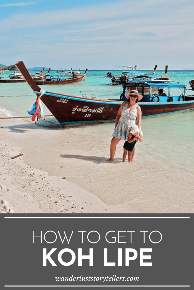 Getting to Koh Lipe