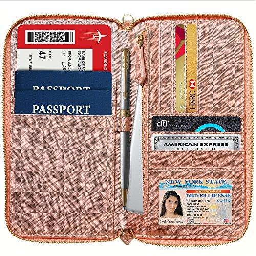 passport family organizer family document holder fabric pasport holder travel organizer herhis travel pasport holder Passport holder
